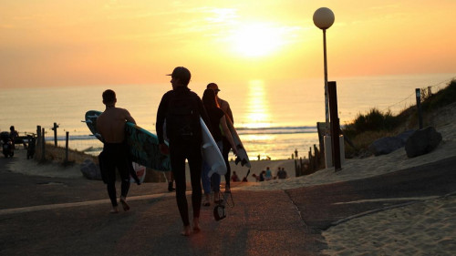 Surf's up: Europe's best spots for September
